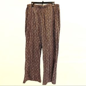 THE TERRITORY AHEAD L Pull-On Relaxed-Fit Pants